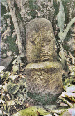 Batu Sima Pardikan Tlogomas Malang