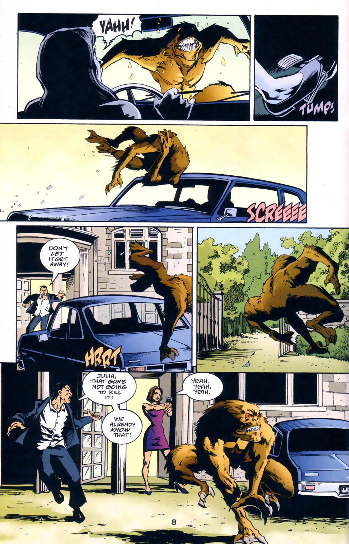 Read online Midnight, Mass comic -  Issue #1 - 9