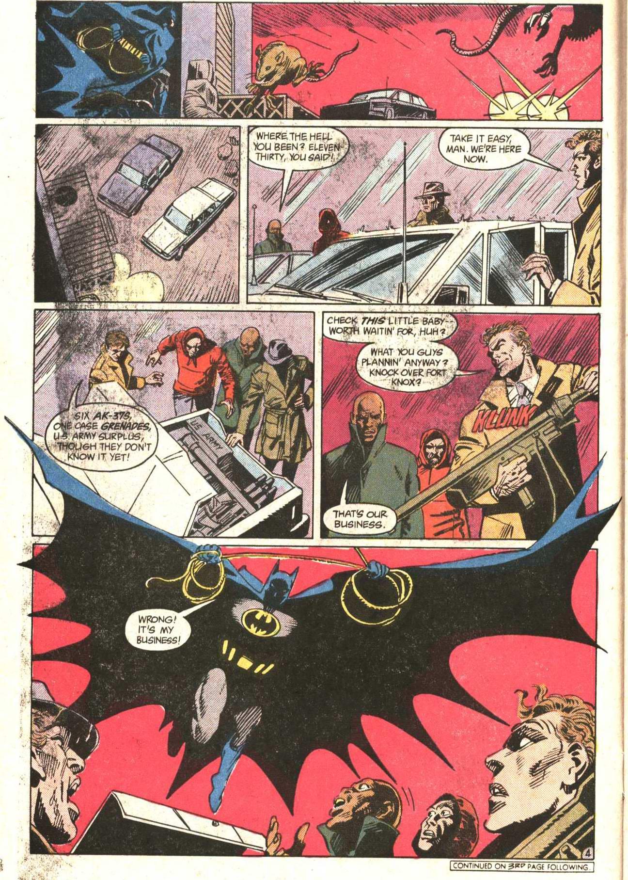 Detective Comics (1937) 585 Page 4
