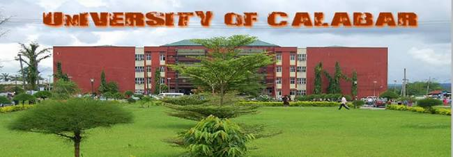 Welcome To Scholarships Tab: UNICAL Admission Screening