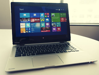 Toshiba Satellite Click 2 L35W-B3204 Review