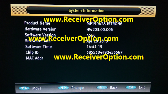 ISTRONG GX 7575 HD RECEIVER SOFTWARE NEW UPDATE