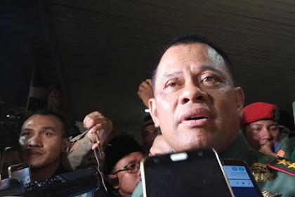 Panglima TNI: Sekarang Presidennya Bingung...