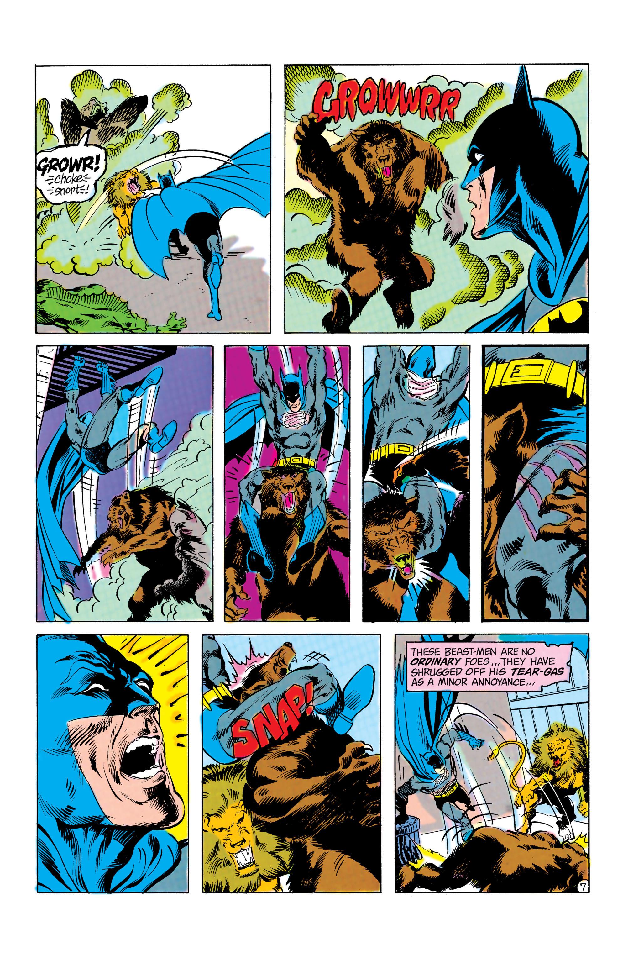 Read online World's Finest Comics comic -  Issue #285 - 8
