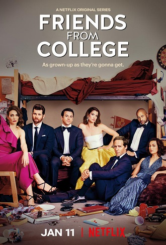 Friends From College Season 2 Complete Download 480p & 720p All Episode