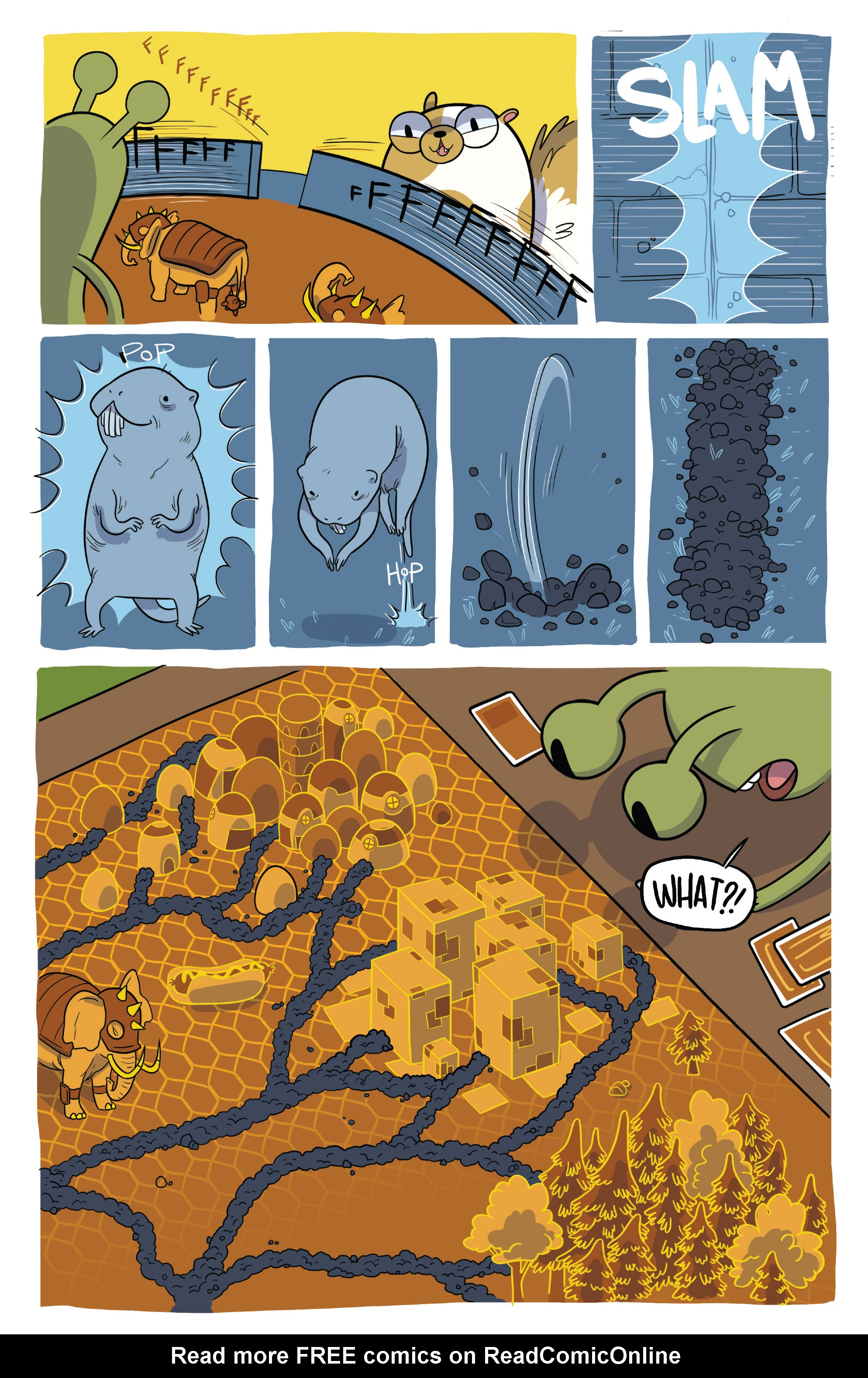 Read online Adventure Time Fionna and Cake Card Wars comic -  Issue #2 - 19
