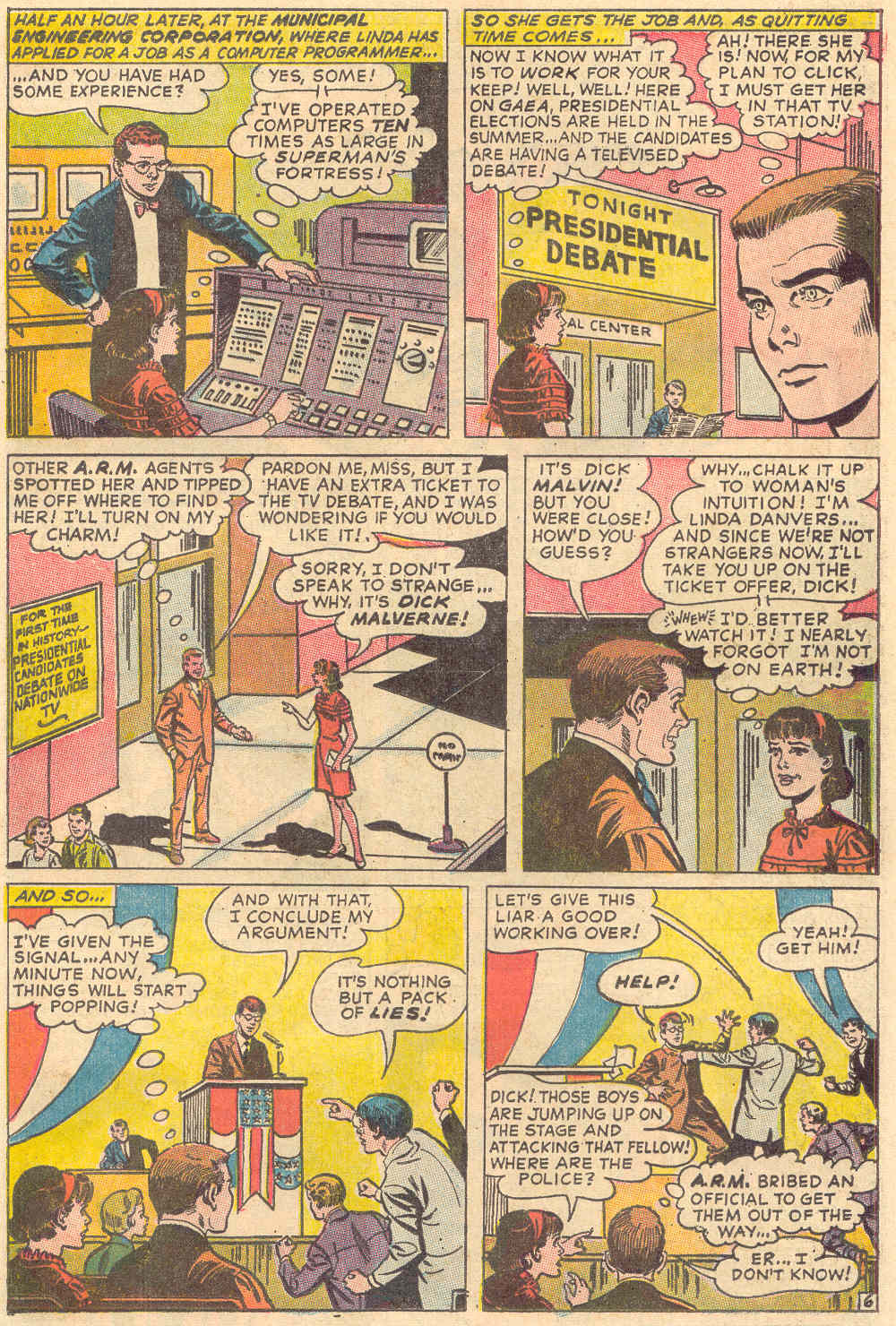 Action Comics (1938) 344 Page 24