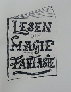 Lesen, die Magie der Fantasie
