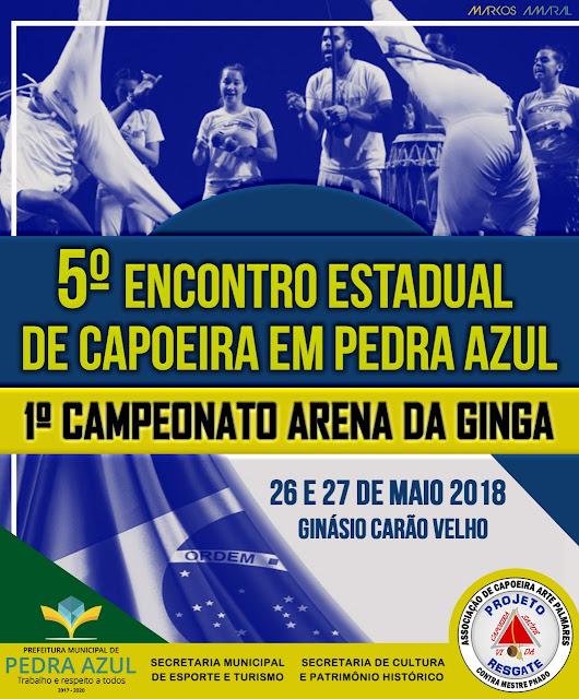 Encontro Estadual de Capoeira