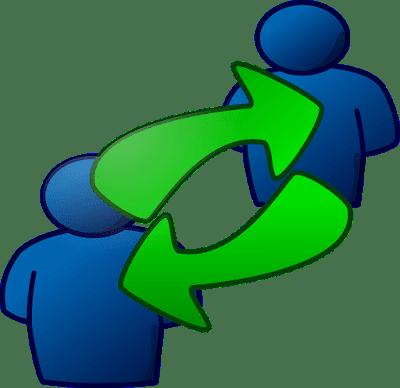 What is peer-to-peer Network(P2P)
