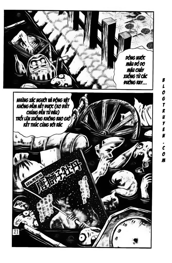 Panorama Of Hell chap 1 trang 22
