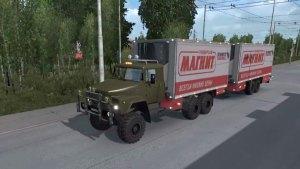 Kraz 255 – 260 truck mod