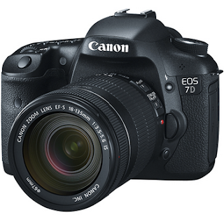 Canon EOS 7D Firmware Update Download