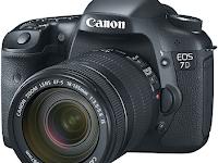 Canon EOS 7D Firmware Update Download - Winodws, Mac