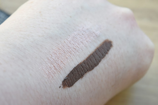 Sleek MakeUP Brow Intensity in Medium Swatch