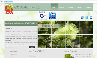 AOS Product Tea Tree Oil Manufacturer