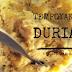 Tempoyak Durian Bengkulu