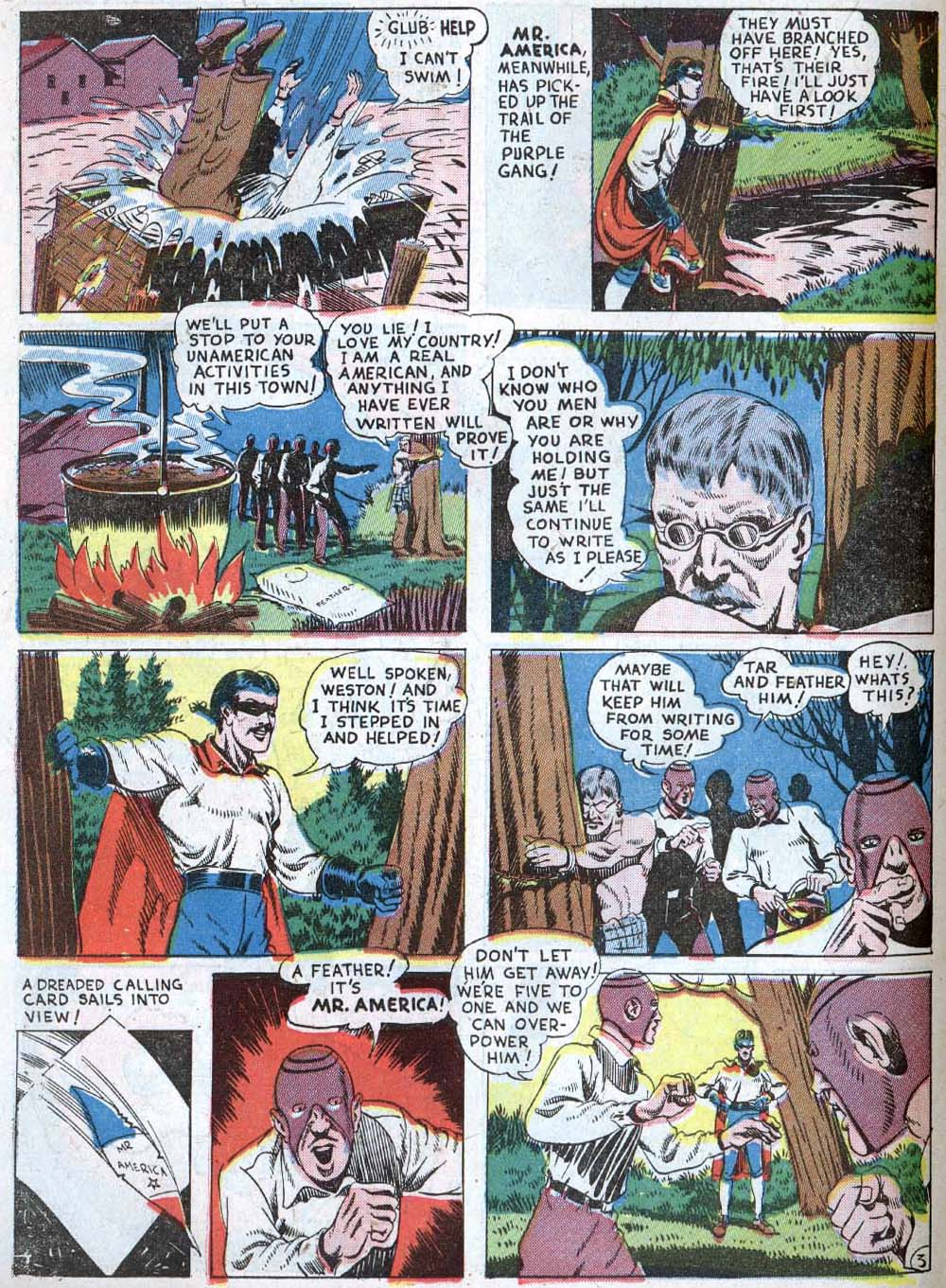 Read online Action Comics (1938) comic -  Issue #40 - 40