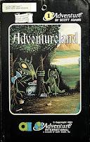 Portada videojuego Adventureland