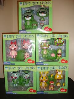 Toys: Happy Tree Friends