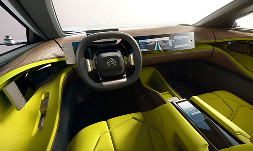 Tinuku Citroen CXperience Desain Baru Kenyamanan Sedan Hatchback Eksekusif