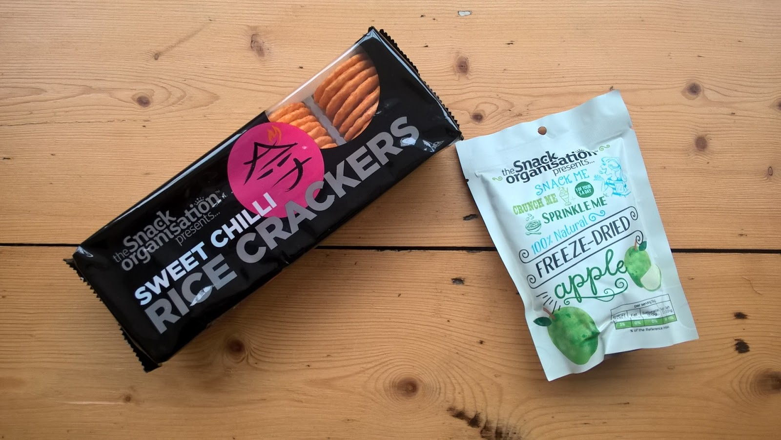 Snacks from The Snack Organisation