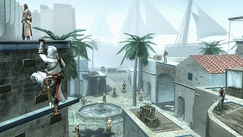 Assassin's Creed Bloodlines PPSSPP ISO