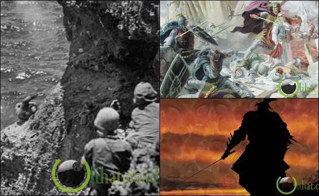 10 Peristiwa Bunuh Diri Massal dalam Peperangan