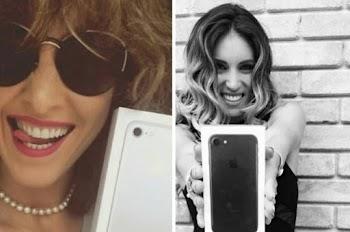 Άγριο κράξιμο σε Τάμτα και Οικονομάκου γιατί…πήραν το καινούριο i-Phone 7