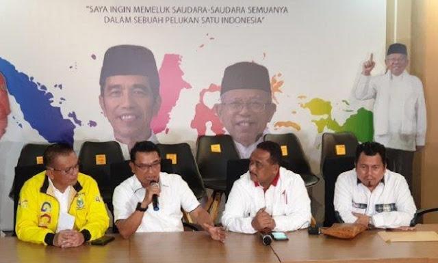 Moeldoko: Kami Akan Terima Bila Keputusan KPU Jokowi-Maruf Kalah