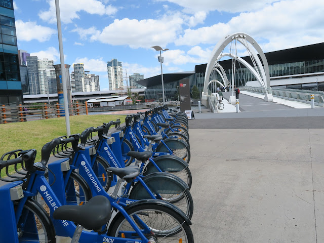 melboune bikes