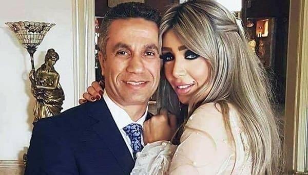 زواج المتحدث العسكرى السابق والمذيعة ايمان ابو طالب