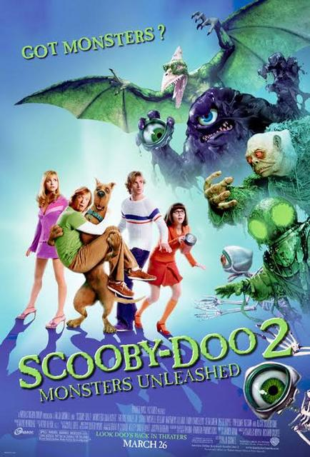 Scooby Doo 2 Monsters Unleashed Hindi Movie