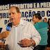 NA INAUGURAÇÃO DE OBRAS NO CANTINHO, PAULO BRAGA FEZ UMA TIRADA FILOSÓFICA