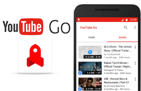 Youtube Go, youtube go dan youtube ,aplikasi, Aplikasi Android, internet, smartphone