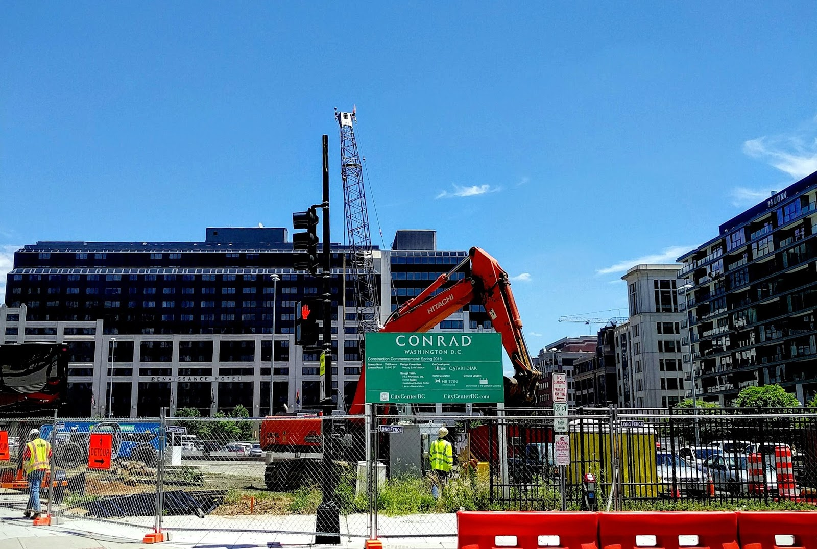 The X2 370 Key Conrad Hotel Breaks Ground