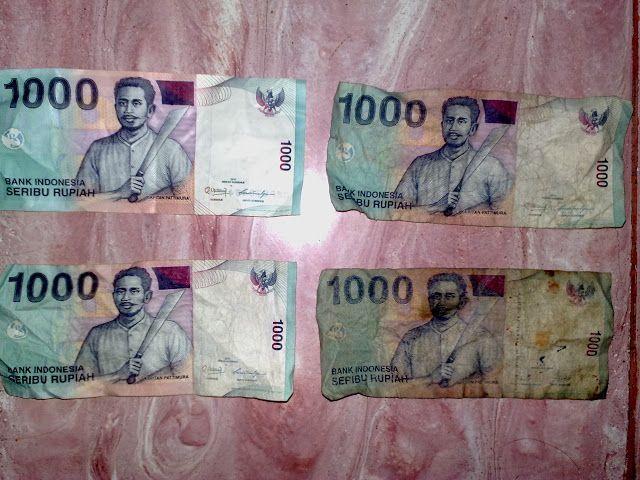 Fakta Uang Kertas Tak Mudah Sobek Dibanding Kertas Biasa. Ternyata ini Alasanya!