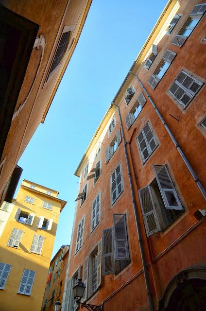 니스의 구시가(Vieux Nice)