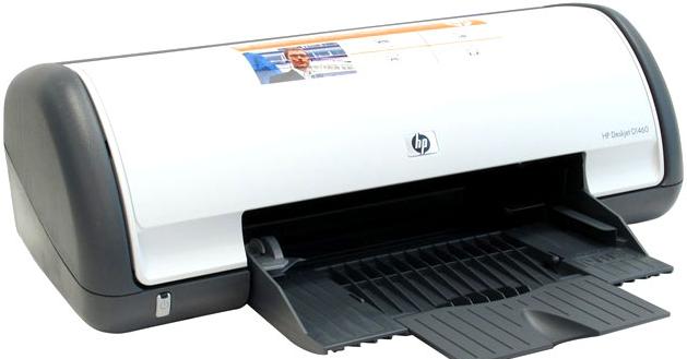 logiciel imprimante hp deskjet d1460 gratuit