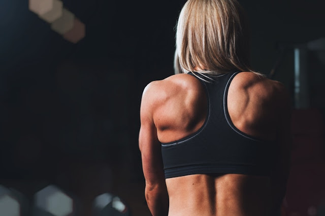 Best Back Workout For Women's
