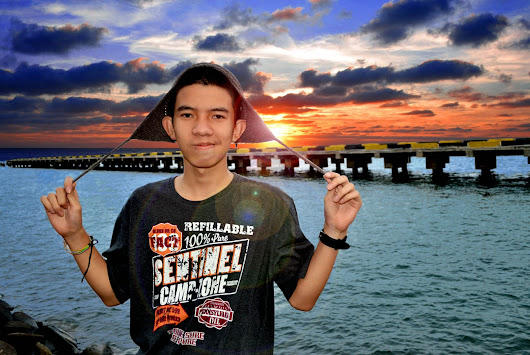Sunset of photoshop edits