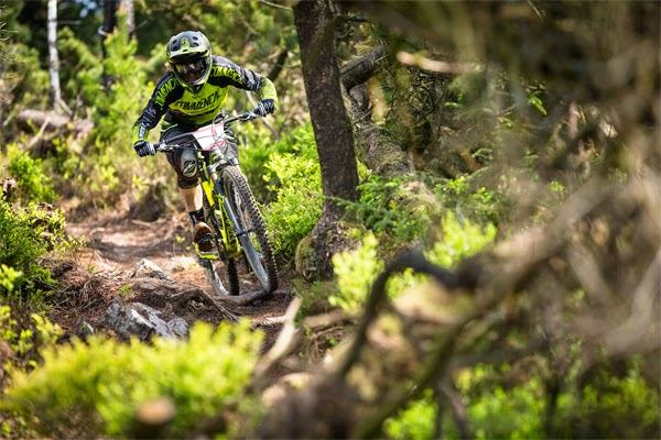 Emerald Enduro, Wicklow, Ireland - Race Highlights Cecile Ravanel