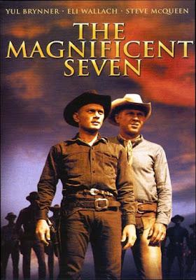siedmiu wspaniałych 1960 film recenzja brynner mcqueen