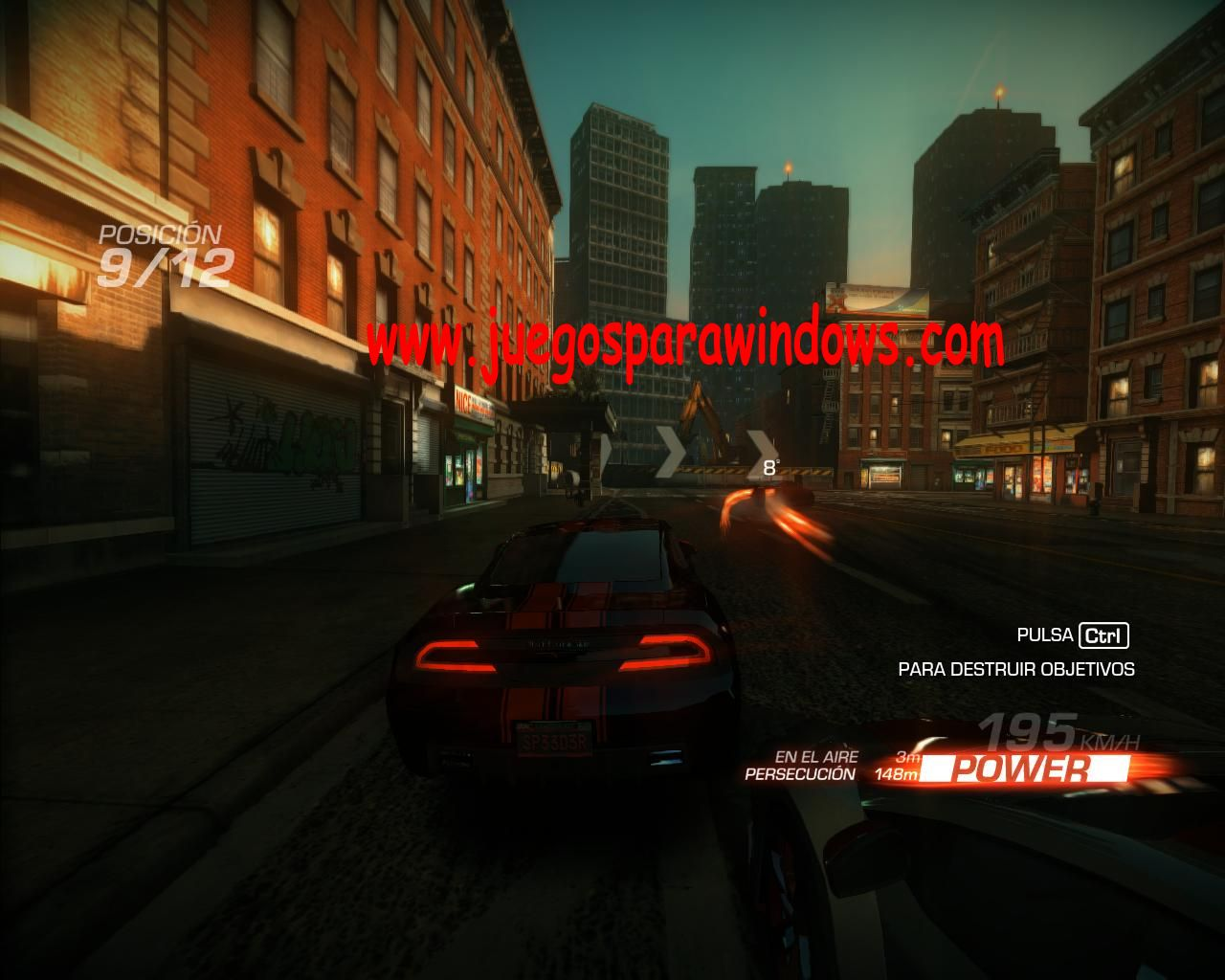 Ridge Racer Unbounded PC Imagenes Screenshoots