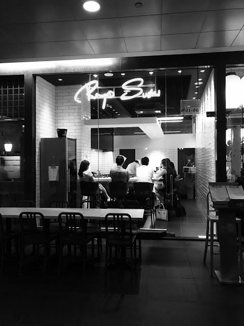 Ryo Sushi, Orchid Hotel