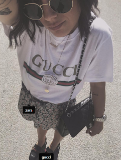 Alizee 2017 Instagram