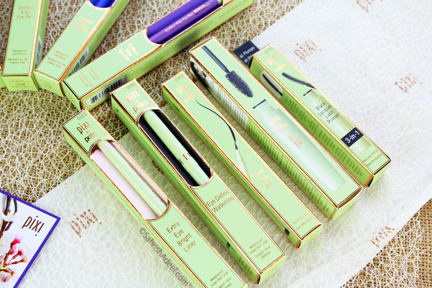 Lash & Line Love by Pixi Beauty - Reviews, Swatches & Discount Code