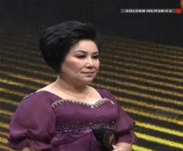 ibu dian Golden Memories Indosiar Tadi Malam 30 Agustus 2016