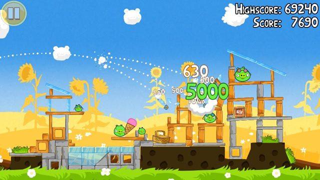 Angry Birds Seasons [PC Full] 2011 Español Pocos Recursos Descargar [1 Link]
