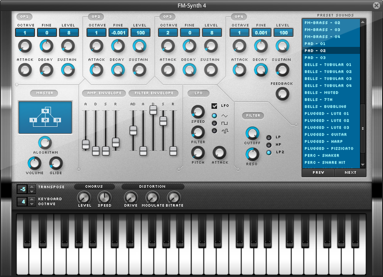 AudioSauna: New Synth Presets With Classic 80's Sounds!